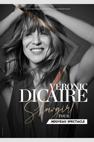 VERONIC DICAIRE - DATE DE REPORT